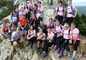 Girly Trail Session de Vingrau