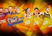 La FFA a élu les athlètes de l'année 2016