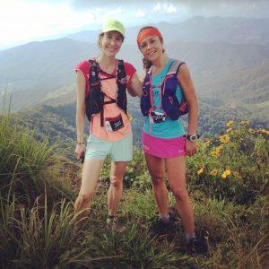 Émilie et Sissi à Queen of the Jungle