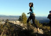 Retour sur les pentes du trail du Mont Olympe