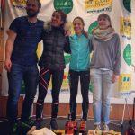 Trail du Coutach-podium femmes