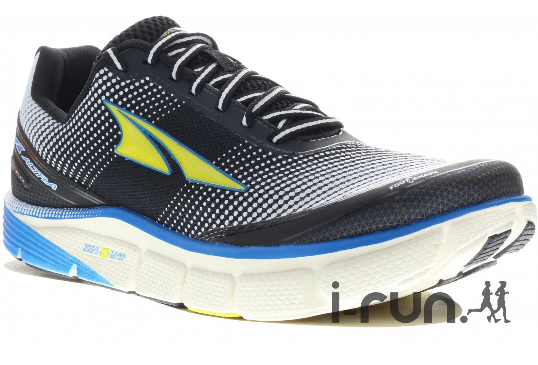 71c68e505dec ... les Altra Lone Peak 2,5, chaussures plutôt orientées trail voire ultra  trail, Altra, i-Run u-Run m'ont permis d'essayer une paire de chaussures de  route ...