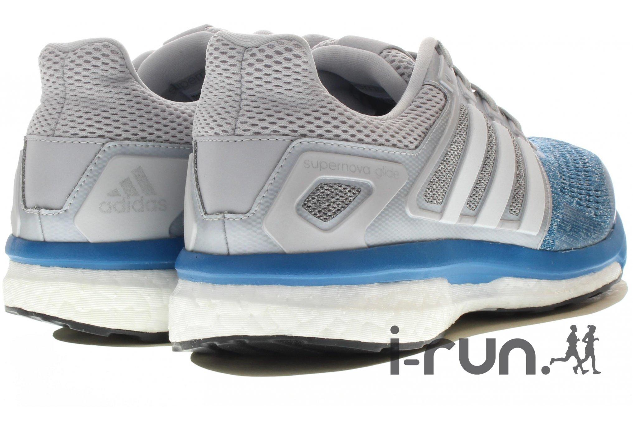 Test : adidas Supernova Glide - U Run