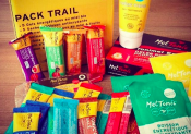 MELTONIC : le test de son pack trail