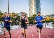 Team Lenglen Running Paris : La piste comme moteur