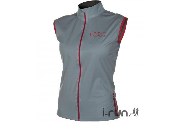 Uglow, du textile technique sans coutures – U Run