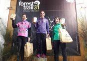 Forest trail 2017 : une nouvelle édition bien boueuse