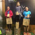 forest trail 31 podium femmes 12km