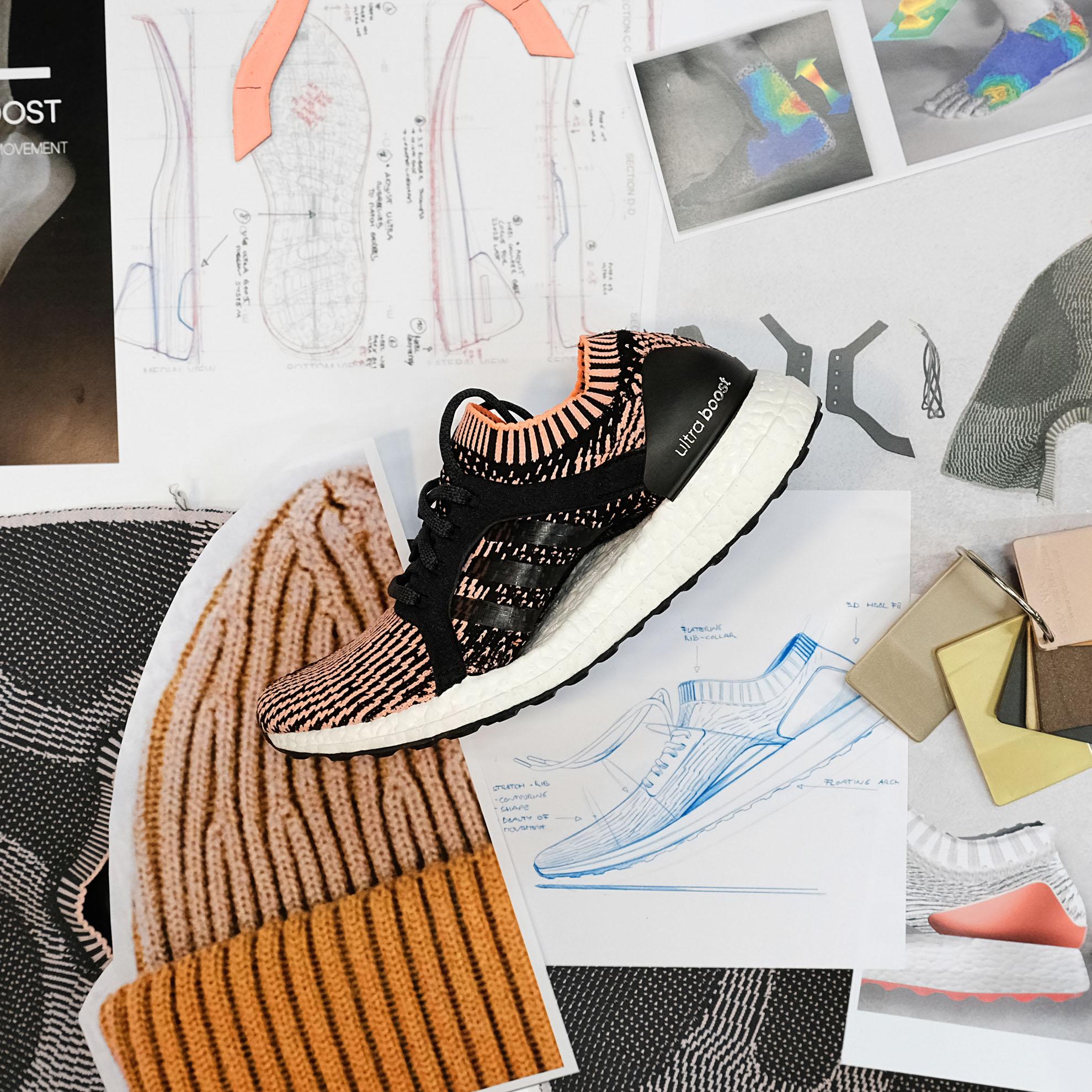 adidas Ultraboost X : la chaussure de running féminine U Run