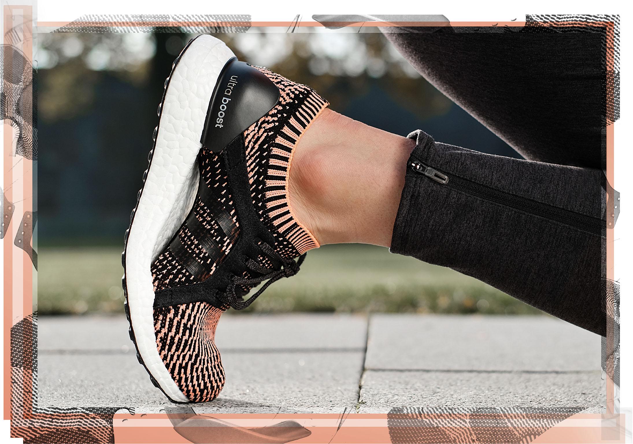 La dernière version de l'UltraBoost vient d'être dévoilée par adidas. Une chaussure de running pour « elle », spécialement adaptée à la forme du pied ...