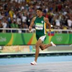 Wade van Niekerk Getty Images