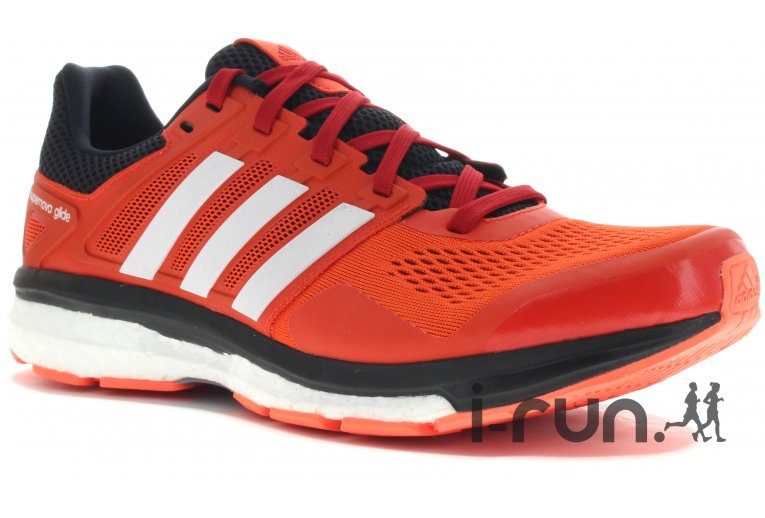 Test : adidas Supernova Glide Boost 8 U Run