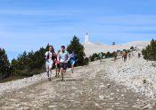 Trail du Ventoux : Adeline Roche et Marc Lauenstein en vainqueurs