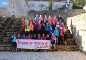 La « Girly Trail Session » sur les Causses du Trail