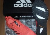TEST : les chaussures de trail adidas Agravic Speed