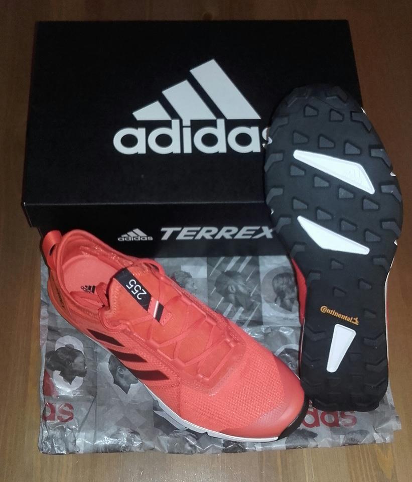 TEST : les chaussures de trail adidas Agravic Speed – U Run