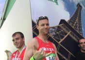 Jérémy L'hote lance sa saison sur le Marathon de Paris
