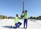 Marathon de Paris : Des époux Kenyans s'offrent la 41e édition !