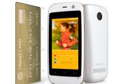 Le Micro X S240, le plus petit téléphone sous Android