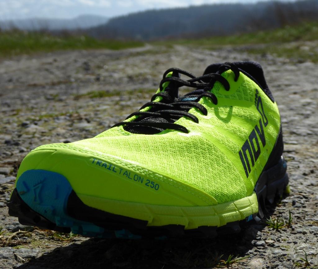 dd241104d41 Test INOV8 Trail Talon 250 – U Run