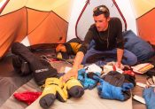 Kilian Jornet au sommet de l'Everest