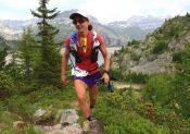 En prépa pour l'UTMB, Maria s'attaque au 80km du Mont Blanc