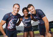 Découvrez les nouvelles tenues de l'Équipe de France d'athlétisme