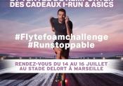 Participez au Flytefoam Challenge avec i-Run.fr et Asics