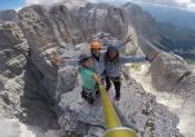 Les aventures de Camille et Joris sur le Terrex Mountain Project 2017