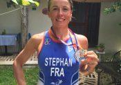 Julie Stephan rejoint l'équipe d'ambassadeurs i-Run