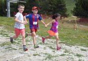 Course à pied : quand les enfants apportent de la fraîcheur !