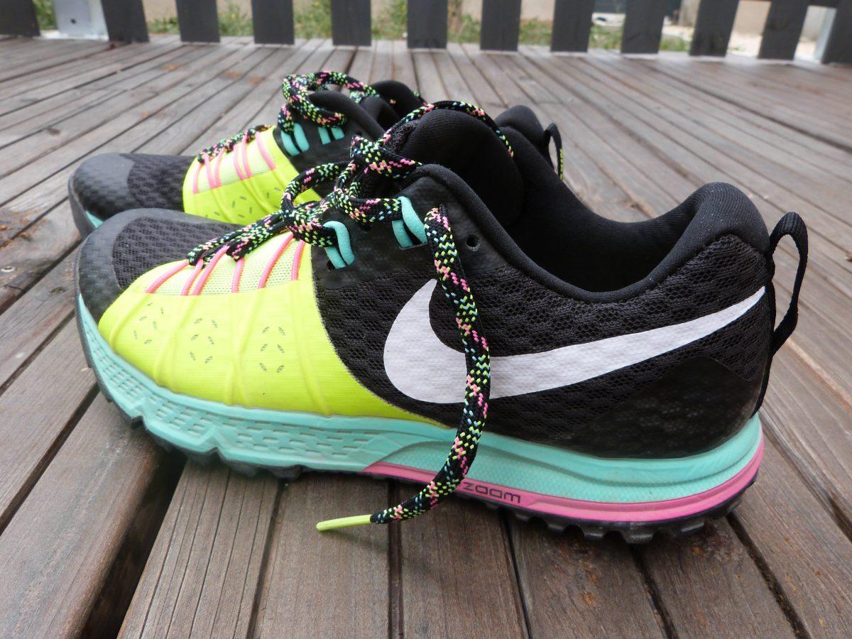 Test : les chaussures de trail Nike Wildhorse 4 U Run