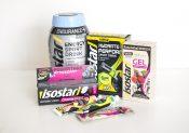 Les produits Isostar sur le banc d'essai