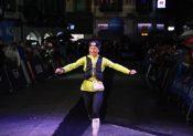 Christelle Bard : la surprise féminine de l'UTMB