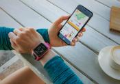 Des nouveautés sur les montres TomTom Sports