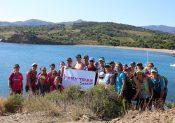 La Girly Trail Session à Collioure