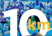 Championnats de France de 10 km à Aubagne le 22 octobre
