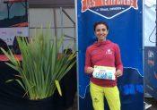 Endurance Trail des Templiers : Maria accroche une 5ème place !
