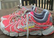 Test : la chaussure de trail Fluidflex F.K.T. II de Columbia Montrail