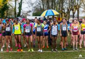 En route vers les championnats d'Europe de Cross