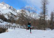 Le Trail Blanc New Balance de la Clarée