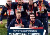 Europe de Cross : Les 5 médailles d'une génération prometteuse