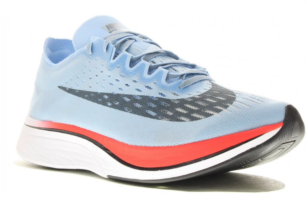 Nike Zoom Vaporfly 4% Chaussure de running mixte Baskets