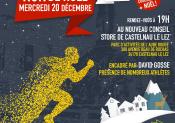 i-Run vous invite à son Run de Noël au nouveau store de Montpellier