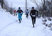 Romain Bardet, 3è d'un trail dans le Cantal