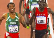 Paul Tergat raconte son plus grand challenge