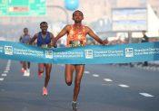 Un marathon record à Dubaï !