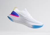 Nike présente sa nouvelle chaussure de running : la Nike Epic React