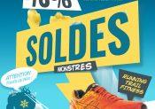 SOLDES : attention, fonte des prix chez i-Run !