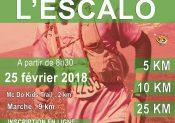 Trail de l'Escalo, prochaine manche du challenge de Provence
